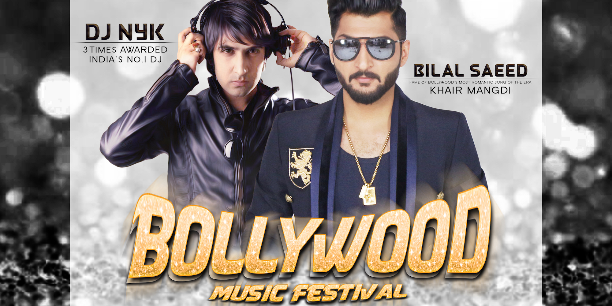 BOLLYWOOD ELECTRO MUSIC FEST
