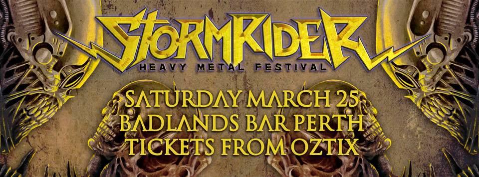 Stormrider Heavy Metal Festival 2017