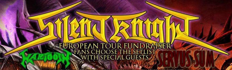 Silent Knight European Tour Fundraiser