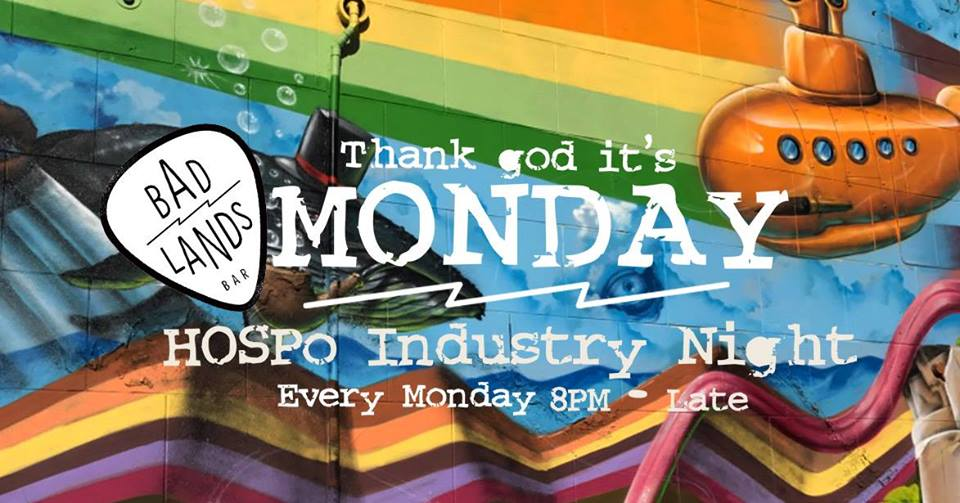 Thank God It's Monday – Industry Night