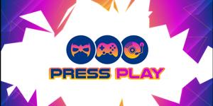 Press Play Presented by Oz Comic-Con