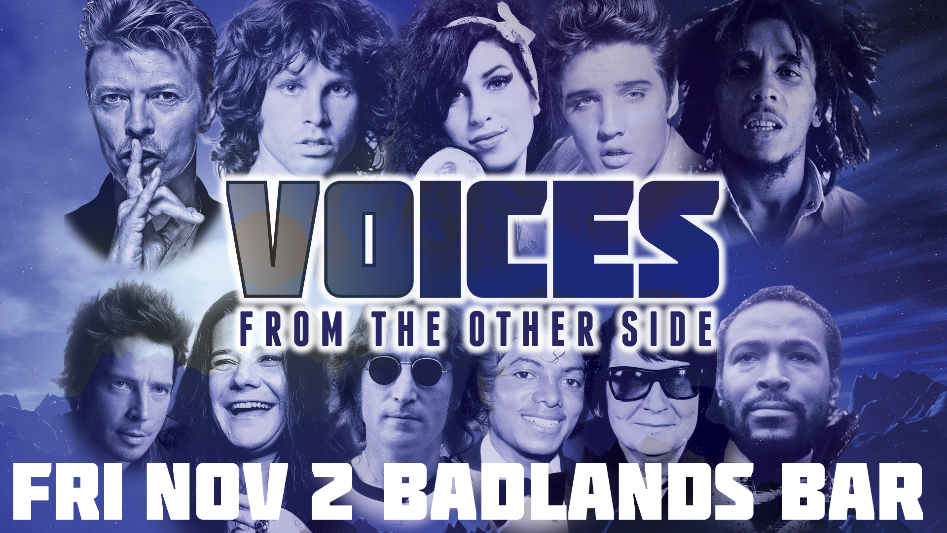Voices From The Other Side @ Badlands Bar