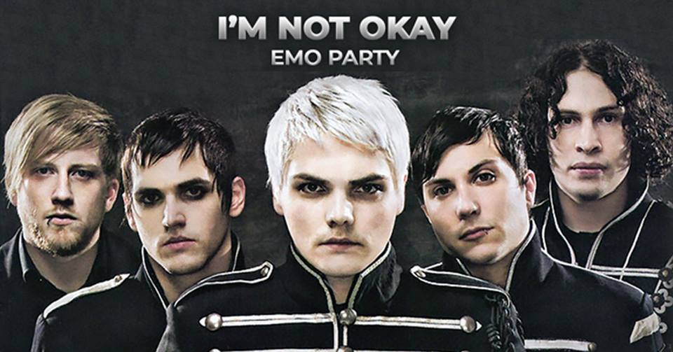 I'm Not Ok Emo Party