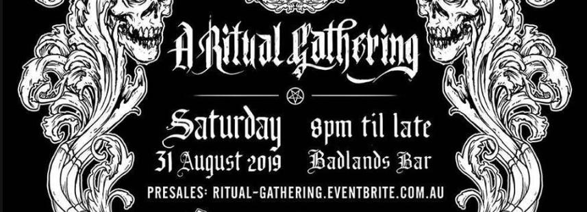 + A Ritual Gathering +