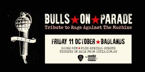 Bulls On Parade : RATM Tribute