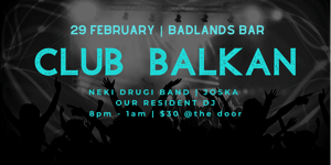 Club Balkan