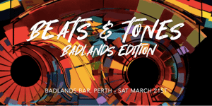 """Beats & Tones """"Local Legends"""" Edition"""