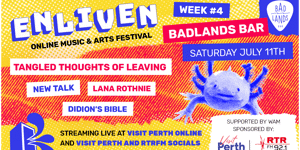 Enliven Online Music & Arts Festival – Week 4