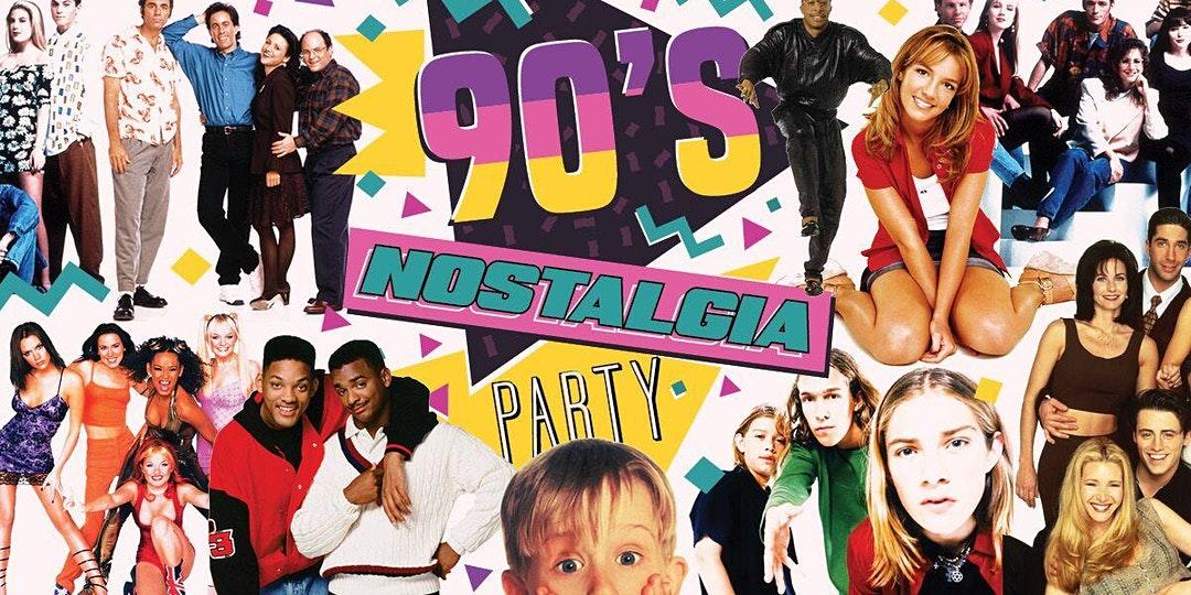 90's Nostalgia Party