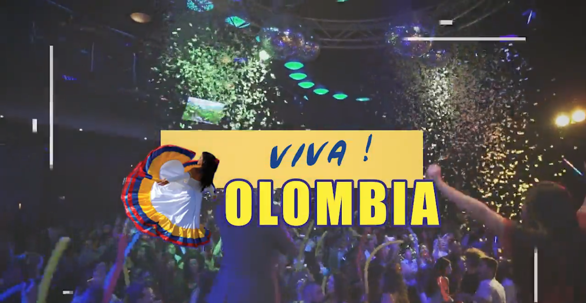 Viva Colombia 2020 – Independence Day