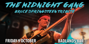 The Midnight Gang (Bruce Springsteen Tribute)