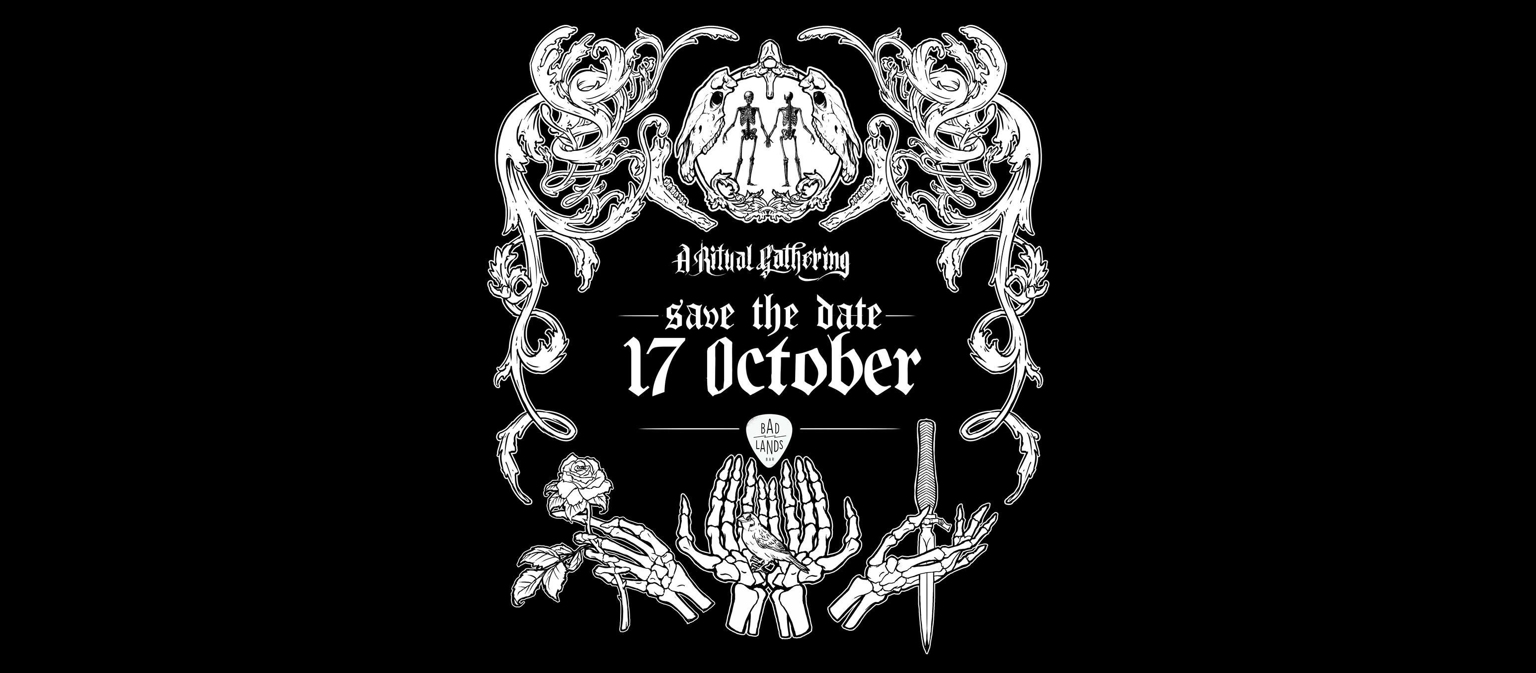 ✚ A Ritual Gathering  ✚
