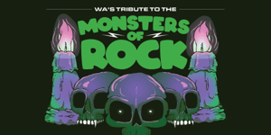 MONSTERS OF ROCK | WA'S TRIBUTE SALUTE