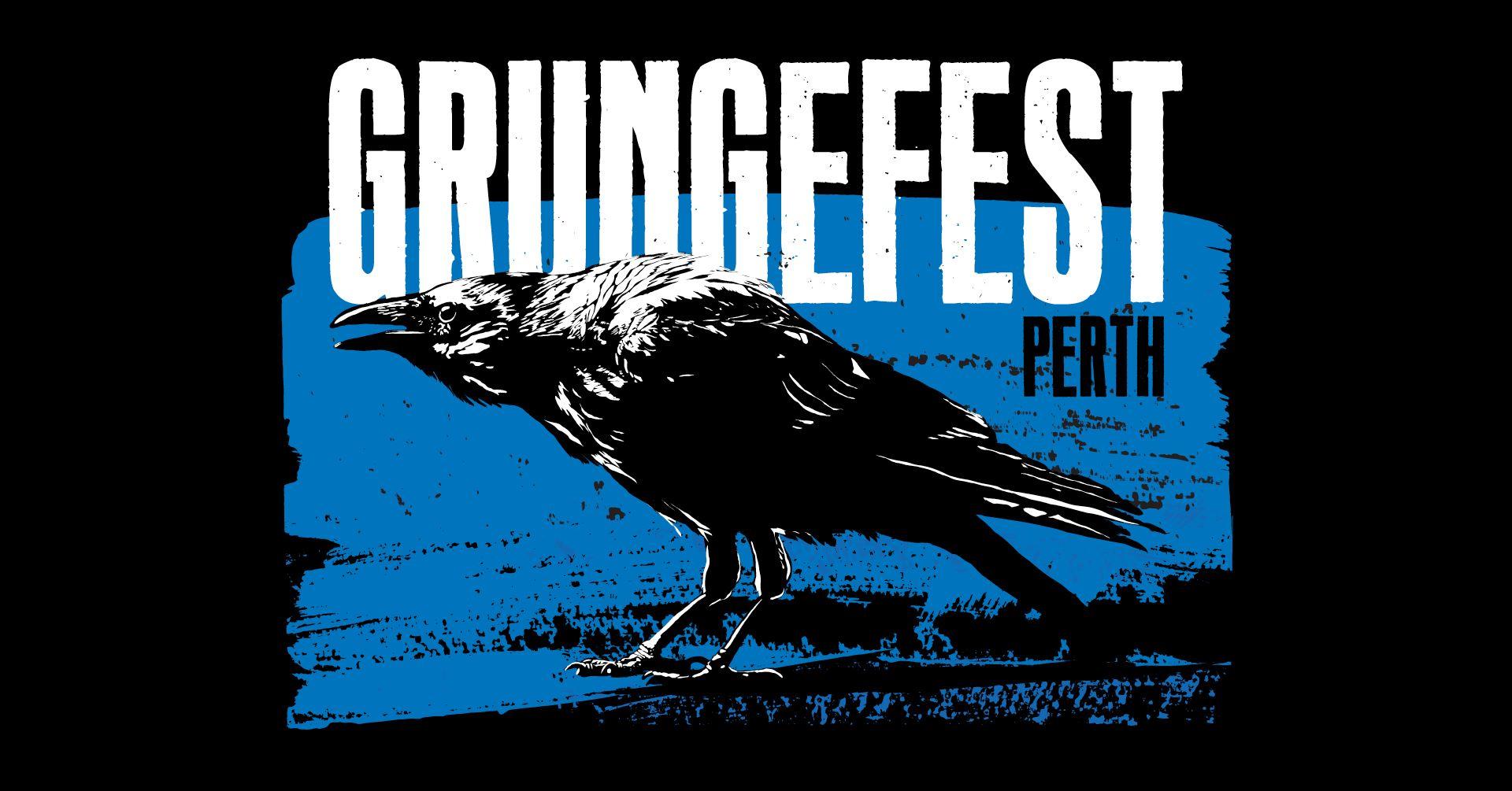 GRUNGEFEST PERTH | The 90's Alternative
