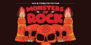 MONSTERS OF ROCK | WA'S TRIBUTE SALUTE | PERTH