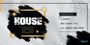 HOUSE * THE LAUNCH *