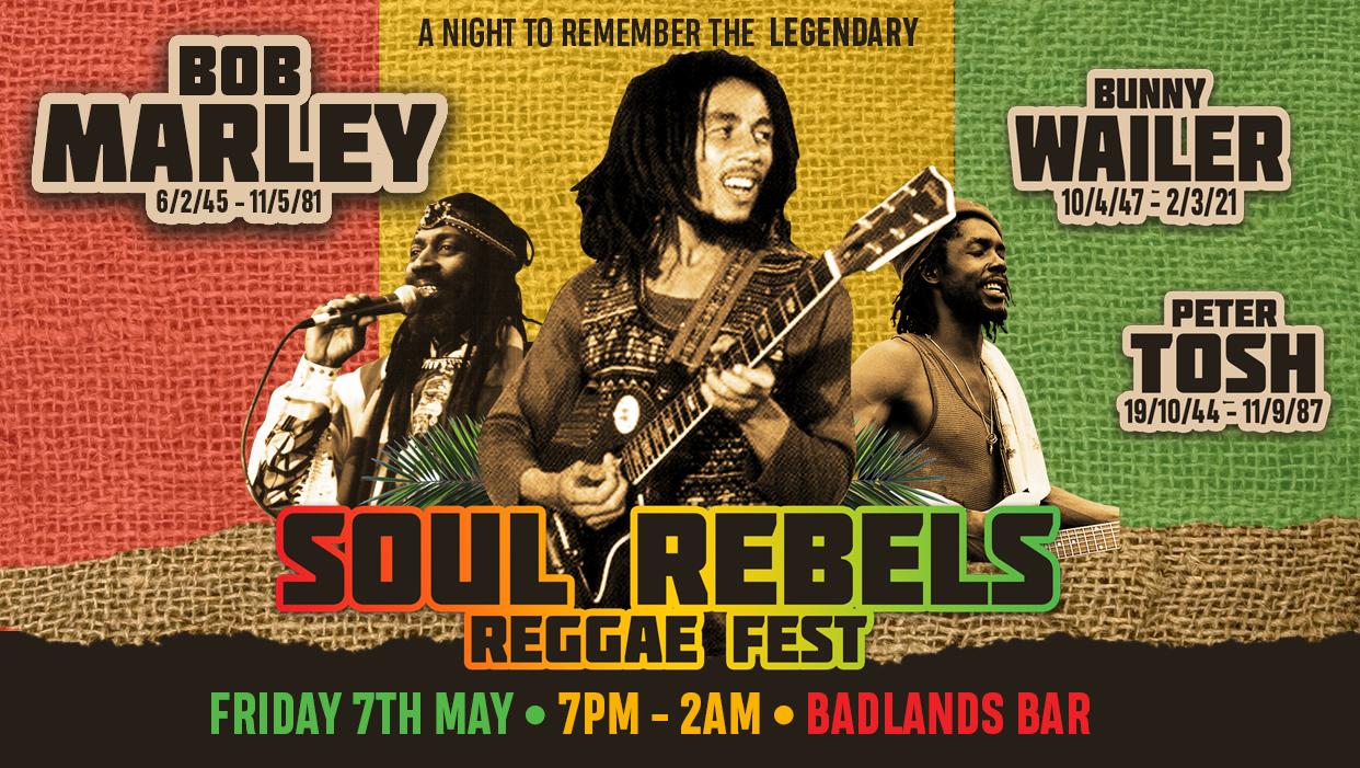 Soul Rebels Reggae Fest